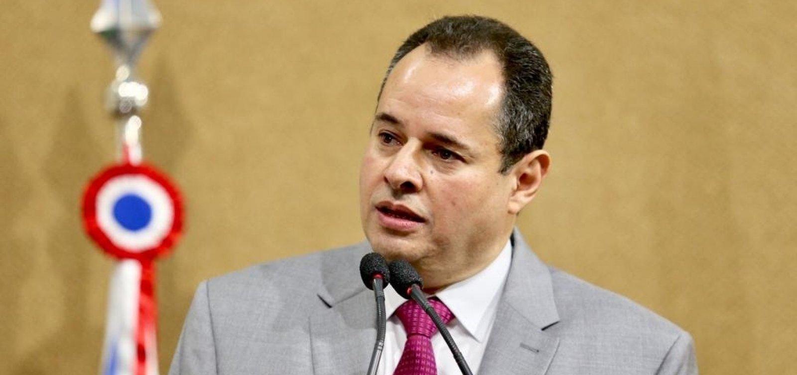 Nelson Leal assegura que turnão  não afetará comissões na ALBA